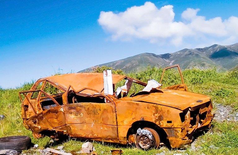 car-rust