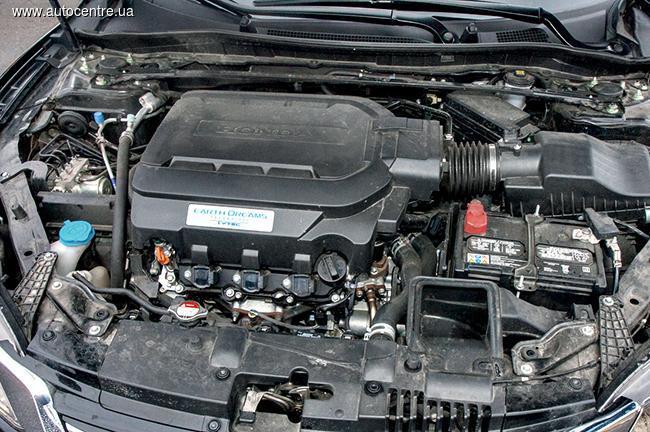Большой Тест Драйв Хонда Аккорд