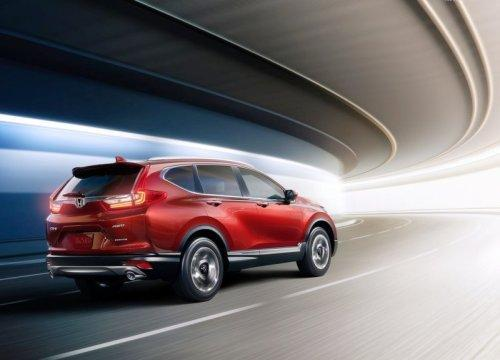 Honda Cr V 2018 Тест Драйв Видео