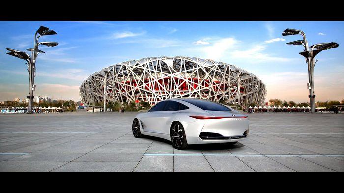 Infiniti сконцентрирована в Китае, построит QX50 и четыре новых модели локально