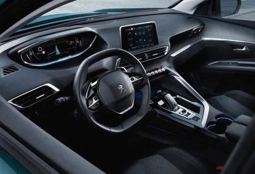 Peugeot 5008 2017 Тест Драйв Видео