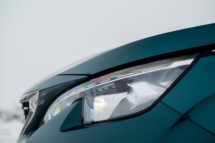 Peugeot 5008 Тест Драйв Видео