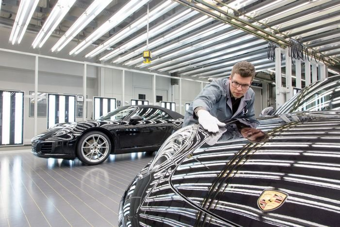 Porsche дает своим работникам бонус до € 9,656