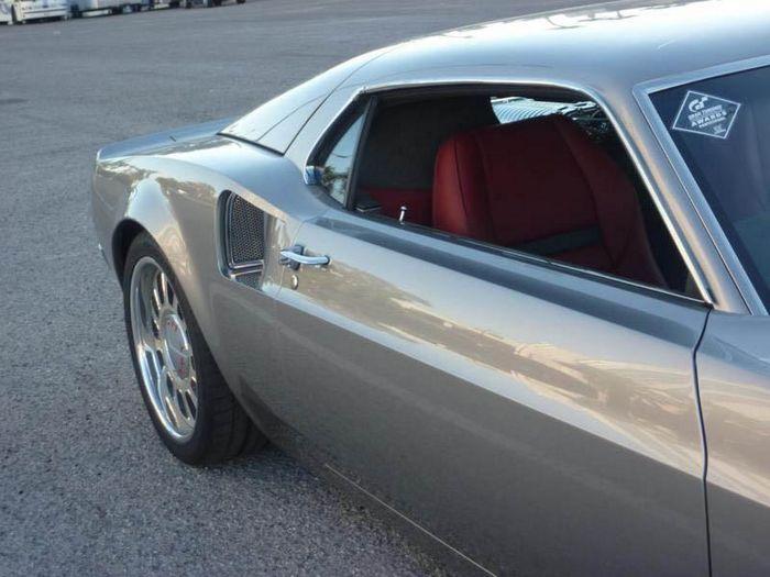 Ford Mach 40 - один славный Mashup Mustang и GT40