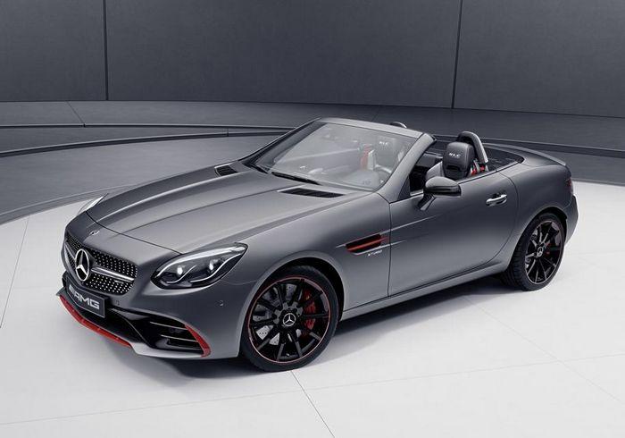 У Mercedes-AMG появится конкурент Porsche Cayman
