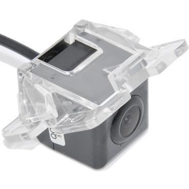 Установка Мицубиси Аутлендер Камера Заднего Вида