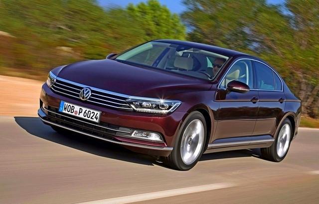 Volkswagen Passat Тест Драйв Видео
