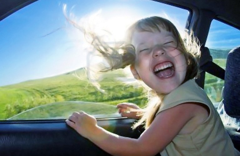 fun-girl-speeds-in-car