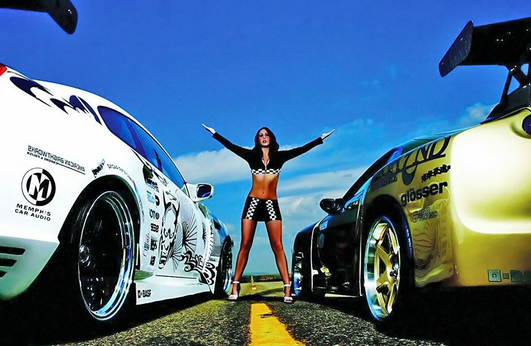 girl-and-car-and-fuel