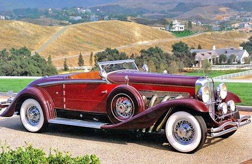 1932-Duesenberg-Model-SJ