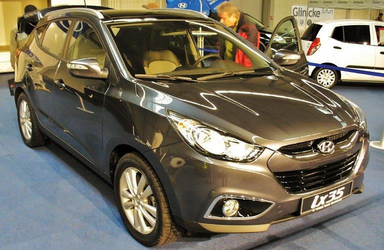 Небольшой обзор Hyundai ix35