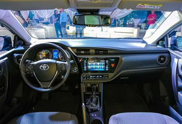 Большой Тест Драйв Тойота Королла 2017