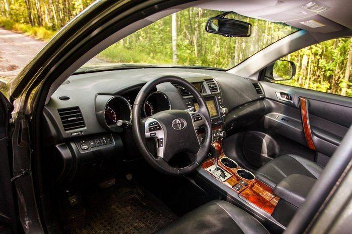 Большой Тест Драйв Тойота Венза