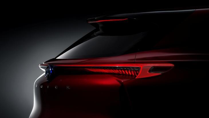 Buick анонсировал электрический внедорожник Enspire Concept