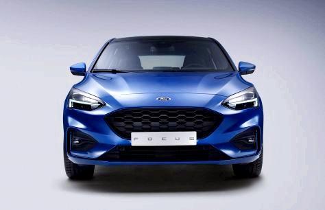 Форд объявил оновой платформе дляFocus