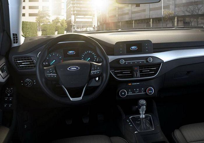 Ford показал, как выглядит самый дешевый новый Focus