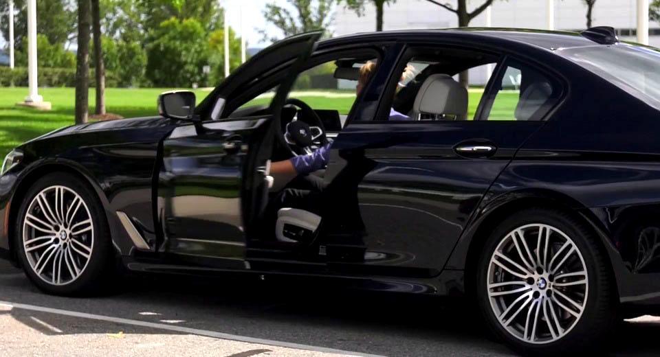 Вот как вы охладите свой BMW 5-Series в летнее время
