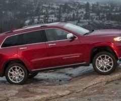 Jeep Grand Cherokee 2017 Тест Драйв