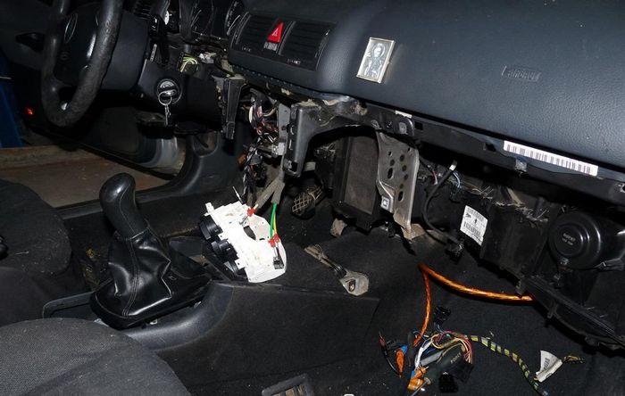 Как Снять Патрубки Печки Форд 2