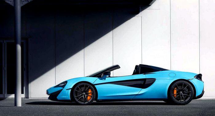McLaren Is Adamant не войдет в сегмент Super-SUV