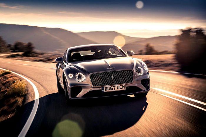 Новый Bentayga V8 ведет к выпуску Bentley Pack для Пекинского автосалона