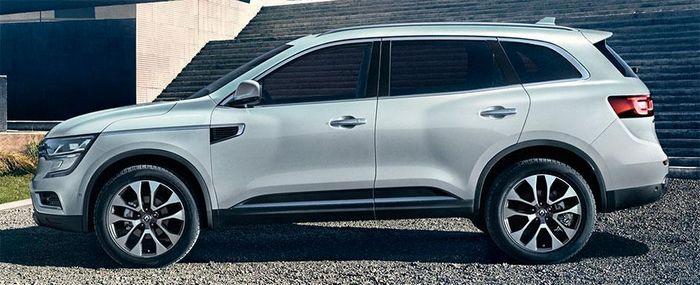 Renault Koleos 2017 Тест Драйв