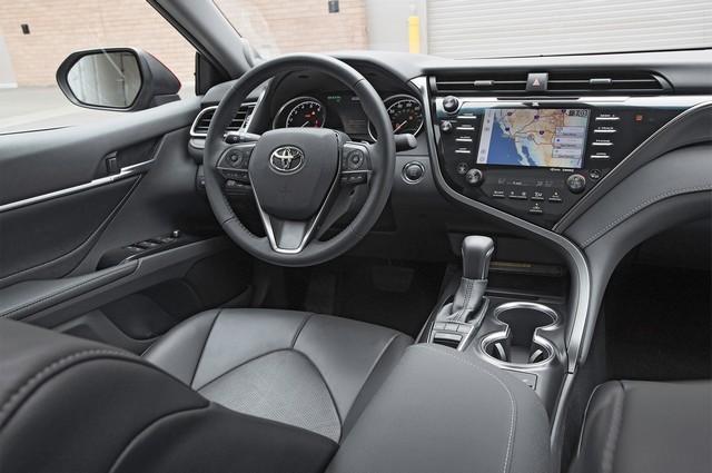 Тест Драйв Тойота Камри V60