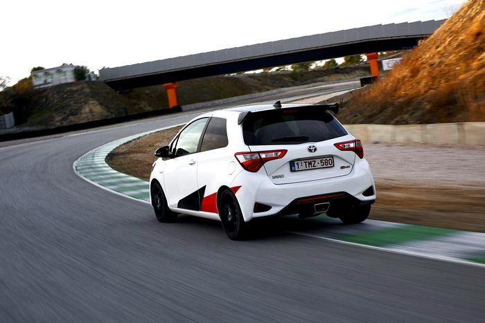 Toyota Corolla / Auris GR Hot Hatch может поразить сцену в течение трех лет