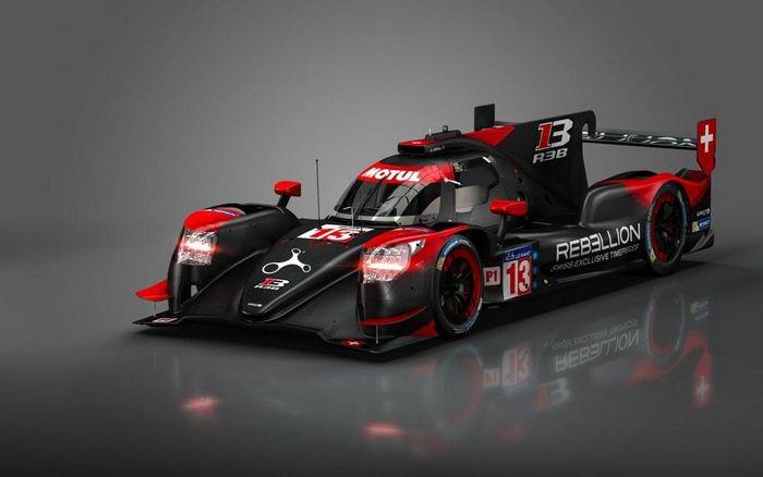 TVR почти показал спортпрототип для «Ле-Мана»