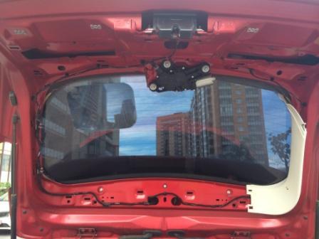 Установка Камеры Заднего Вида Ford Focus 3