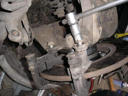 Замена Задних Ступиц На Форд 2