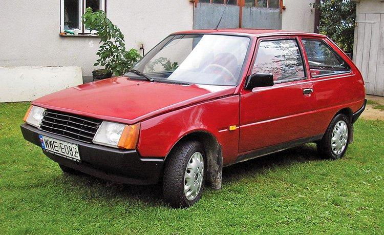 Что можно купить на рынке подержанных автомобилей в Украине за 2000 долларов?