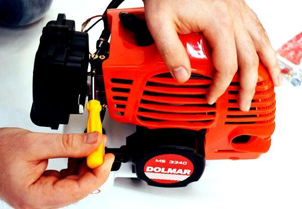 ремонт карбюратора бензокосы своими руками видео