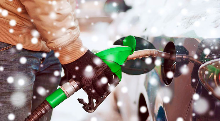 Почему зимой расход топлива больше, как уменьшить расход?