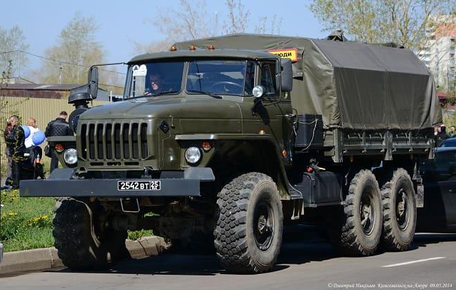 Неисправности электрооборудования Урал-4320