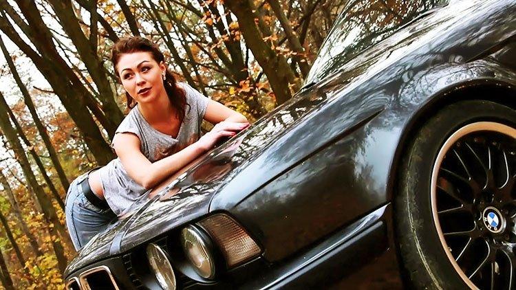 Вибрация рычага КПП и удары в кузов BMW E34