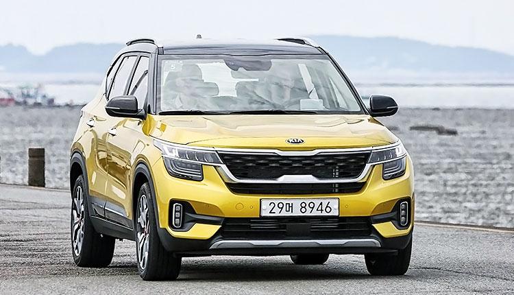 Свежие новости Kia Seltos против Hyundai Creta