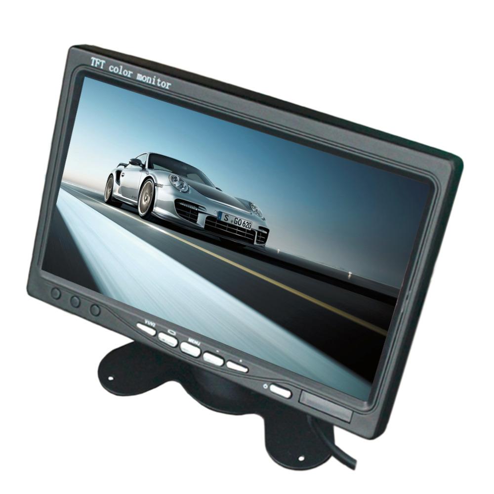 Сенсорный монитор для авто