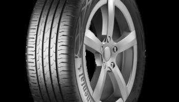 Летние шины от немецкого производителя Continental ContiEcoContact 6 – мечта каждого водителя легкового автомобиля